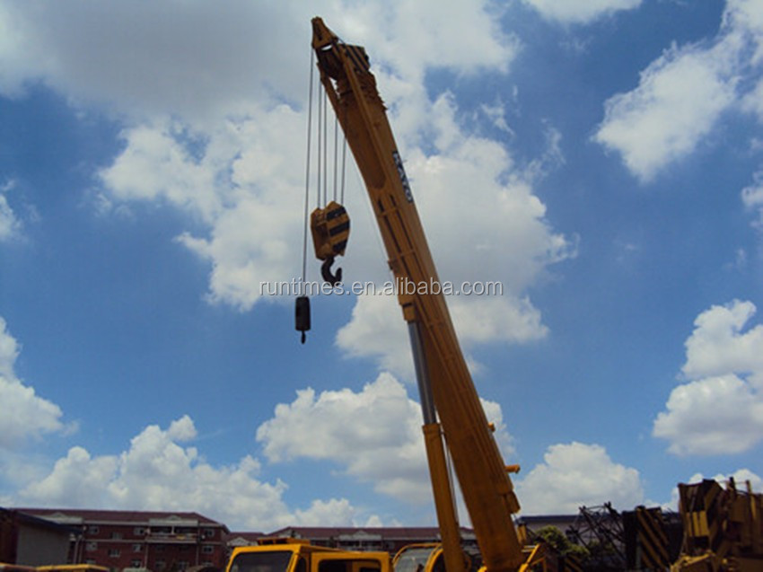 50ton Used Kato Truck Crane