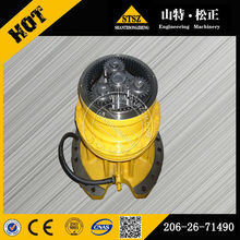 Construction Machinery Spare Parts PC220-7 Swing Motor Assy for Excavator 206-26-71490 OEM Parts