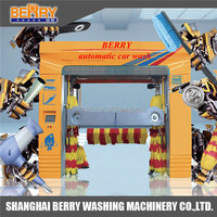 automatic foam car washing machine, car washer,car wash self service with soft brushes
