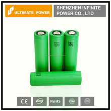 On sale original authentic high drain se us18650vt battery for best ecigarettes battery