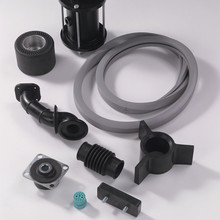 pipe plug rubber product