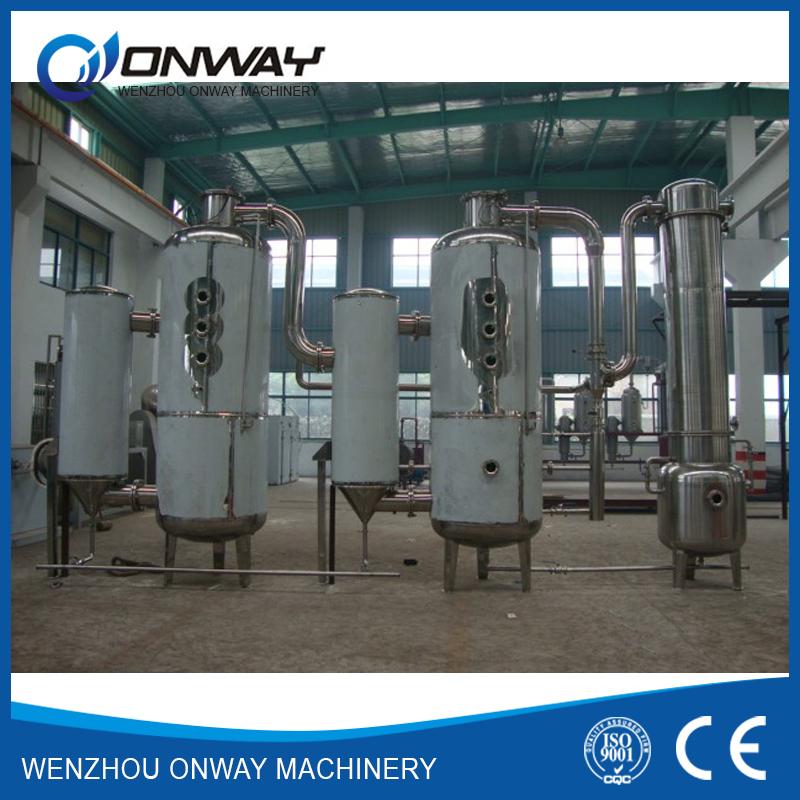 WZT High efficient energy saving multi effect evaporator