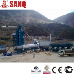 Water Dust Staionary Asphalt Mixing Plant