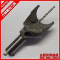 Bits de ferramentas de alta precisão 22 milímetros de metal duro Bead faca Carpintaria contas de madeira ferramentas de perfuraç