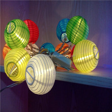 cotton ball led festival lights using christmas or wedding and new year decoration led string lighting