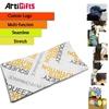 China factory supply cheap screen print handkerchiefs