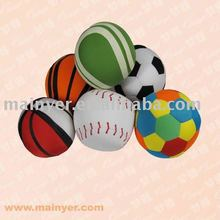 Microbead Ball shaped Cushion,Sports Ball cushion