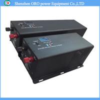 shenzhen off grid 12v 220v pure sine wave 1000w portable solar panel inverter