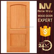 Fancy exterior entry solid wood doors design