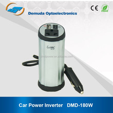 150W car drive inverter inverter sine wave beautiful inverter with high technology from DC 12v/24V to ac 110v/220v