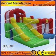 inflatable bouncy castle combo,classic bouncy water slide,Castle Combo Water slide