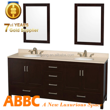 solid wood export bathroom vanity cheap prices off 20% GM-6400-21