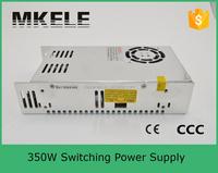 S-350-24 ac input 220v ac 24v dc power supply 24 volt power supply 15a avr automatic voltage regulator power supply wtih CE
