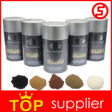 Super Effective Fully Hair Building Fibers Restoring Thinning Hair 2016 Patent