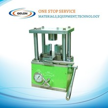 Cylindrical cell 18650 sealing machine for lithium ion battery research