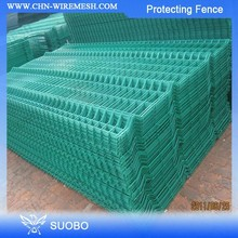 SUOBO Black Horse Fence Rebar Fence Braided Fence Wire