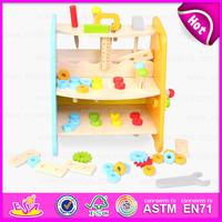 New design hand tool set educational toys for kids,DIY Children Construction Tool Toys Set W03D062