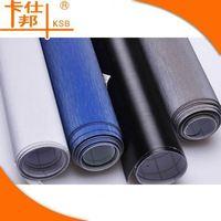 New product Blue satin chrome matte metallic vinyl car wrap film