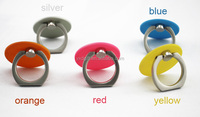 2015 new product zinc alloy ring holder for mobile phone