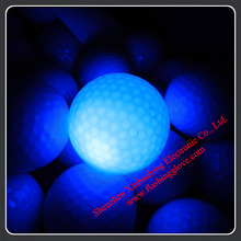 Custom Made Night Training LED Luminous Golf Balls