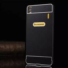 New Products aluminum metal plastic hard back cover case for lenovo k3 note