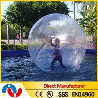 CE certification water walking ball ,water bubble walk ,walk on water ball