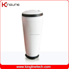 400ml double walled thermal plastic cup with handle (KL-5014)