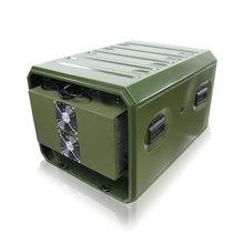Defender Series - Aluminum Air Conditioned Rack Case