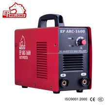 New portable inverter MMA welding machine 160A with strong performance