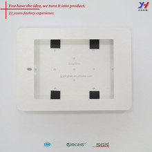OEM ODM customized wall mounted iron component touch tablet