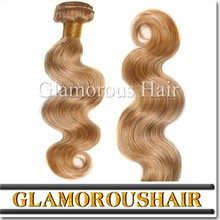6A Wholesale organic hair color brazilian hair body wave, Ombre color human hair weft, ombre color hair
