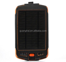 5000mAh Power Bank External Battery Solar Power Charger for iPhone / Smartphone / iPad / Laptop Portable