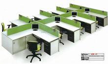 Call Center Cubicles/computer desk/workstation A08-01