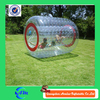 Inflatable water poll roller giant colorful inflatable roller for sale
