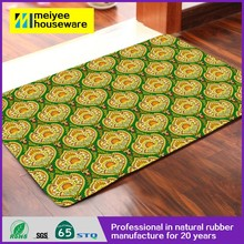 Door Mat natural rubber DM303 floor mat kitchen rug door rug rubber backd rubber nylon print door mat