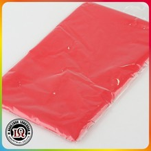 Banquet round plastic table cover