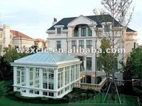 High Quality Aluminium Sunroom for Villas