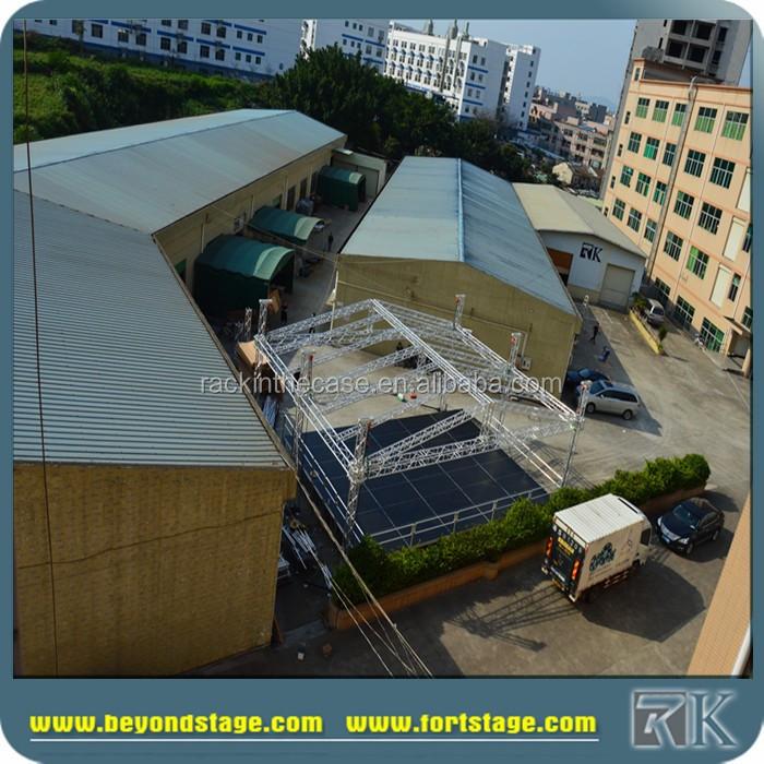 Rk Heavy Duty Used Aluminum Goal Post Dj Truss Global