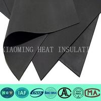 Heat Insulation Foam Black thin Anti-slip Nbr Rubber Sheet