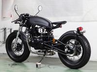 200/250cc racing bobber motorcycle