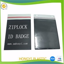 Pvc Office Badge Holder,Fashion ID Pouch,Pvc Id Badge Card Holder