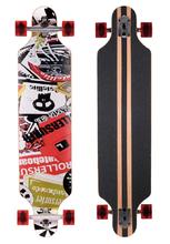 Longboard Skateboard Abec-11 Bearings Long Board Skate Complete