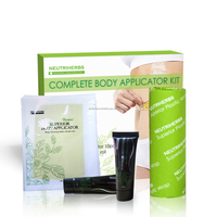 Chinese skin care products slimming the body wraps fat burn gel slim cream for woman slimming