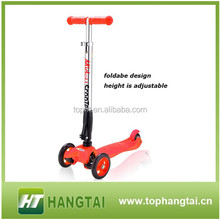 hot moderm bug scooter foldable maxi 3 wheel scooter