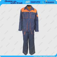 THPC Treatment Standard of EN11611 EN11612 EN14116 NFPA2112 Uniforms for Fireproof Safety Clothing
