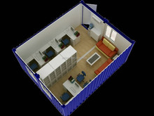 20ft container office new office