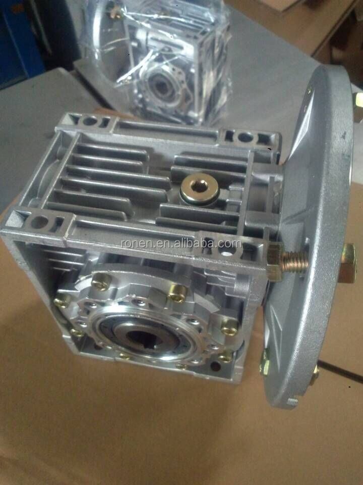 Nmrv electric motor speed reducer buy electric motor for Speed reducers for electric motors