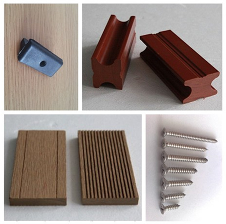 Wood Look Wall Panels Wood Plastic Composite Wall Cladding Facade Panels Water Proof Anti Uv
