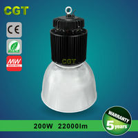 Energy saving high power 200w high bay led Replace traditional HID/MH lamp