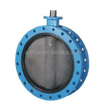 wafer-type double-flange rubber seal butterfly valve seat ring